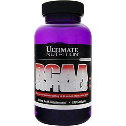 Ultimate Nutrition BCAA Softgels 180 sgels