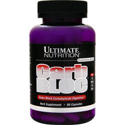 ULTIMATE NUTRITION Carb Bloc 90 caps