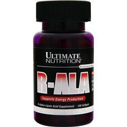 Ultimate Nutrition R-ALA 100 sgels