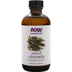 Now Citronella Oil 4 fl.oz