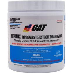 GAT Nitraflex PWD Blue Raspberry 300 grams