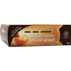 GENISOY Energy Bar GoldenHoney+Peanut Yogurt 12 bars