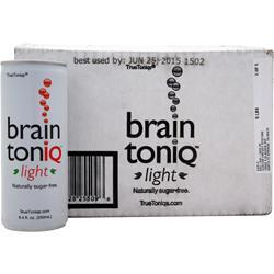 TRUETONIQS Brain Toniq Light RTD 12 cans