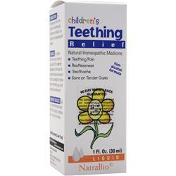 Natrabio Children's Teething Relief 1 fl.oz