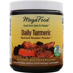MEGAFOOD Daily Turmeric - Nutrient Booster Powder 2.08 oz