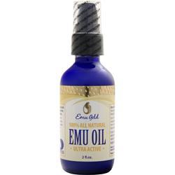 HERITAGE PRODUCTS Emu Gold - Emu Oil Ultra Active 2 fl.oz