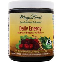 Megafood Daily Energy - Nutrient Booster Powder 1.86 oz