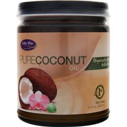 Life-Flo Pure Coconut Oil - Extra Virgin 9 fl.oz