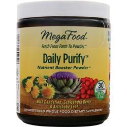 Megafood Daily Purify - Nutrient Booster Powder 2.1 oz