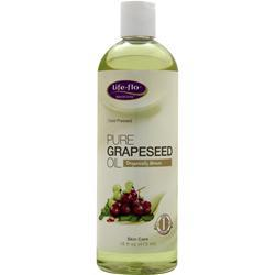LIFE-FLO Pure Grapeseed Oil 16 fl.oz