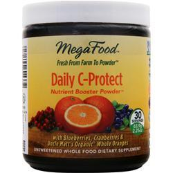 MEGAFOOD Daily C Protect - Nutrient Booster Powder 2.25 oz
