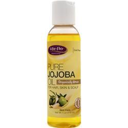 LIFE-FLO Pure Jojoba Oil 4 oz