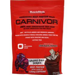 MUSCLEMEDS Carnivor - Raging Bull Series Chocolate Thunder 1 lbs
