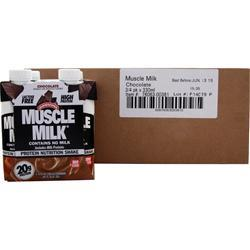 Cytosport Muscle Milk RTD Chocolate (11 fl. oz.) 12 cans