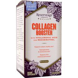 RESERVEAGE ORGANICS Collagen Booster 120 caps