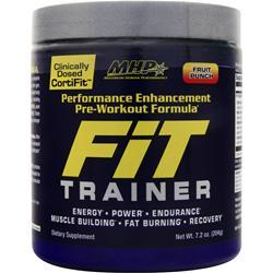 MHP Fit Trainer Fruit Punch 204 grams