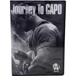 UNIVERSAL NUTRITION Journey to Capo DVD 1 unit