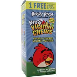 Natrol Angry Birds - Kid's Vitamin Chews 90 tabs