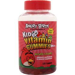 NATROL Angry Birds - Kid's Vitamin Gummies 120 gummy