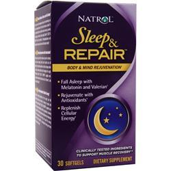 NATROL Sleep & Repair 30 sgels