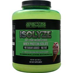 SPECIES Isolyze Cherry Vanilla 4 lbs