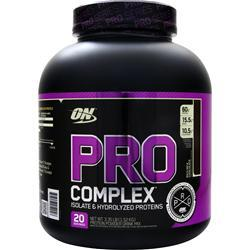 OPTIMUM NUTRITION Pro Complex Rich Milk Chocolate 3.35 lbs