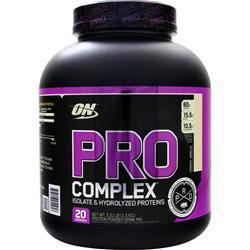 Optimum Nutrition Pro Complex Creamy Vanilla 3.31 lbs