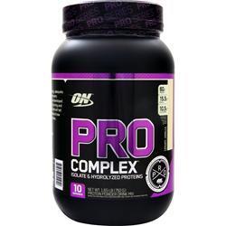 Optimum Nutrition Pro Complex Creamy Vanilla 1.65 lbs
