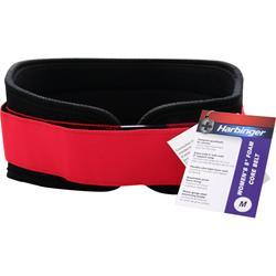"HARBINGER Women's 5"" Foam Core Belt Pink (Medium) 1 belt"
