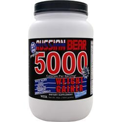 VITOL Russian Bear 5000 Weight Gainer Ice Cream Vanilla 4 lbs