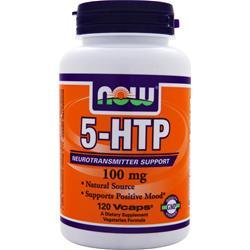 NOW 5-HTP (100mg) 120 vcaps