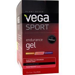 VEGA Vega Sport - Endurance Gel Raspberry 19.2 oz