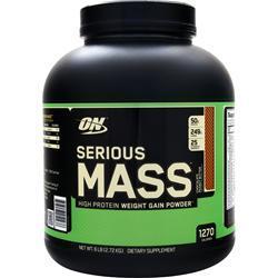 Optimum Nutrition Serious Mass Chocolate Peanut Butter 6 lbs
