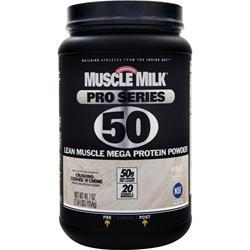 CYTOSPORT Muscle Milk Pro Series 50 Crushing Cookies 'N Creme 2.54 lbs