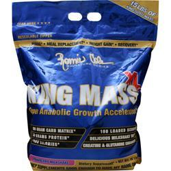 Ronnie Coleman King Mass Strawberry Milkshake 15 lbs