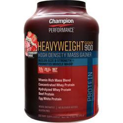 CHAMPION NUTRITION Heavyweight Gainer 900 Strawberry Sundae 7 lbs