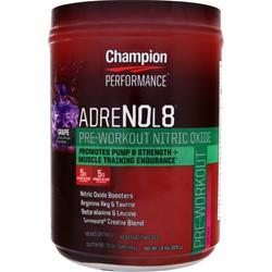 CHAMPION NUTRITION AndreNOl 8 Grape 1.8 lbs