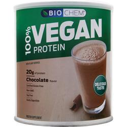 Biochem 100% Vegan Protein Chocolate 26 oz