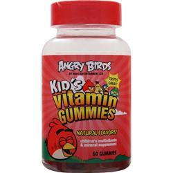 NATROL Angry Birds - Kid's Vitamin Gummies 60 gummy