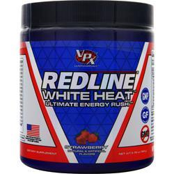 VPX SPORTS Redline White Heat Strawberry 164 grams