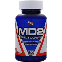 VPX SPORTS MD2 Meltdown 100 caps