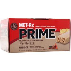 MET-RX Prime Bar Peanut Butter Banana 6 bars