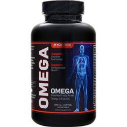 Myogenix Omega Essential Fatty Acids (1000mg) 120 sgels
