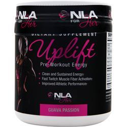 NLA For Her Uplift - Pre Workout Energy Guava Passion 300 grams
