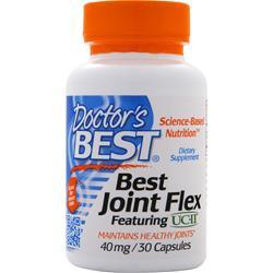 Doctor's Best Best Joint Flex Featuring UC-II 30 caps