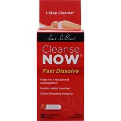 Laci Le Beau Cleanse Now Strawberry Dreamsicle 30 tabs