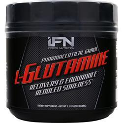 Iforce L-Glutamine Powder 500 grams
