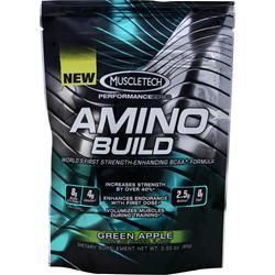 Muscletech Amino Build Green Apple 86 grams