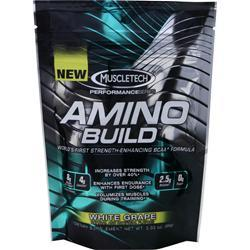 Muscletech Amino Build White Grape 86 grams