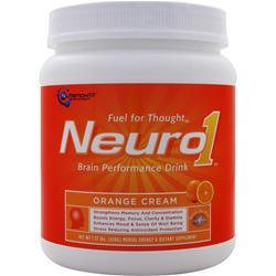 Nutrition 53 Neuro1 Orange Creme 1.37 lbs